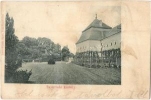 Tavarnok, Tovarniky; Stummer kastély / castle (fl)
