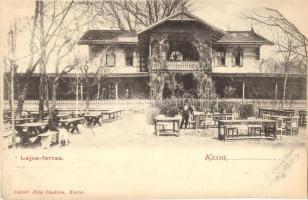 Kassa, Kosice; Lajos forrás, László Béla kiadása / spring