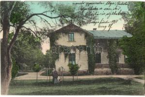 Stubnyafürdő, Stubnianske Teplice; Kertész-lak, kiadja Stransky Jakab és Veje / villa (b)