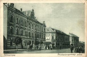 Zalaegerszeg, Pénzügyigazgatósági palota