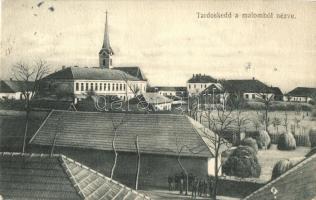 Tardoskedd, Tvrdosovce; látkép a malomból nézve / panorama view from the mill