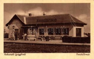 Kakasszékfürdő, Vasútállomás (EK)