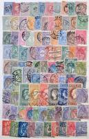 Holland gyűjtemény a klasszikusoktól napjainkig 6 lapon a 10 lapos Schaubek közepes berakóban