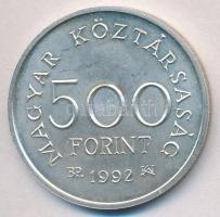 1992. 500Ft Ag Károly Róbert T:BU  Adamo EM123