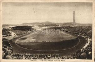 Firenze, Florence; Lo Stadio Comunale Giovanni Berta / stadium (fa)