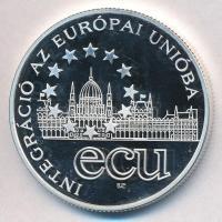 1995. 1000Ft Ag Integráció az EU-ba-ECU T:PP