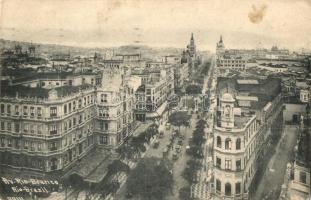 Rio de Janeiro, Avenue Rio Branco