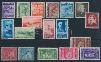 1937-1941 5 klf sor (Mi EUR 68,-)