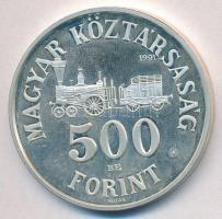 1991. 500Ft Ag Széchenyi István T:2(PP)