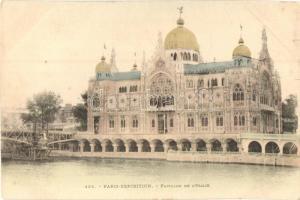 1900 Paris, Exposition Universelle, Pavillon de lItalie / Italian pavilion, Expo