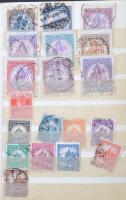 Magyar bélyegek 1916-tól az 1960-as évekig 10 lapos kis berakóban