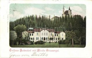 Judendorf-Strassengel; Curhaus, Kirche / spa, church