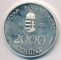 1997. 2000Ft Ag Integráció az EU-ba-EURO I T:1-(PP)