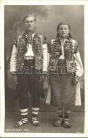 Hucuslky Pár / Hucul folklore