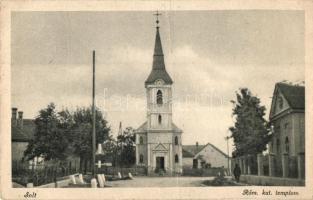 Solt, Római katolikus templom (fa)