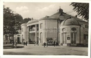 Kolozsvár, Cluj; Nyári színkör, Kolozsvári hírlapiroda kiadása / summer theater