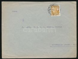 1929 Levél Szent István II. 32f bérmentesítéssel