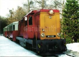 10 db MODERN használatlan mozdonyos, vonatos motívumlap / 10 modern unused trains, locomotives, motive cards