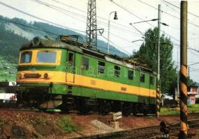 20 db MODERN használatlan külföldi vasutas motívumlap, vonatok / 20 modern unused European trains motive cards