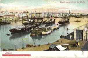 Naples, Napoli; Porto
