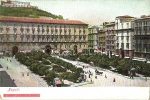 Naples, Napoli; square view