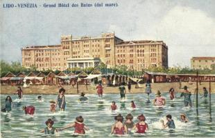 Venice, Venezia, Lido, Grand Hotel des Bains