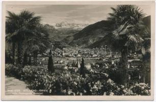 Bolzano, Gries, Passeggiata Guncina
