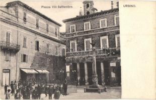 Urbino, Piazza VIII Settembre / square