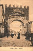 Rimini, Arco dAugusto / arch