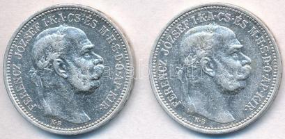 1912-1914KB Ag (2xklf) T:2,2- Adamo K5.1