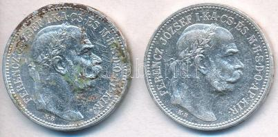 1912-1914KB Ag (2xklf) T:2,2- fo. Adamo K5.1
