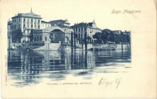 Pallanza, Lago Maggiore, Approdo del Battello