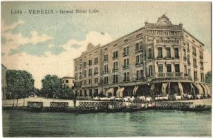 Venice, Venezia; Lido, Grand Hotel Lido
