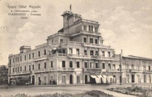 Viareggio, Grand Hotel Majestic