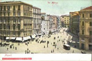 Naples, Napoli; Via Medina (EK)