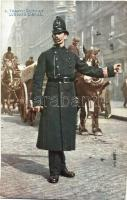 London, Ludgate Circus, Traffic duty