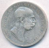 Ausztria 1908. 1K Ag Ferenc József - Jubileum T:2- Austria 1908. 1 Corona Ag Franz Joseph - Jubilee C:VF Krause KM#2808