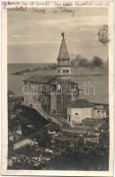 Piran, Pirano; Duomo / dom