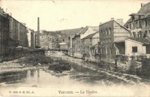 Verviers, La Vesdre