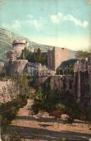 Dubrovnik, Ragusa; Tvrdava Minceta / fortress