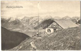 Kellerjochhütte (wet corner)