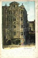 Innsbruck, Kath. Vereinshaus / Catholic club house (EK)
