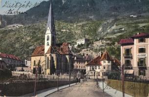 Bolzano, Bozen, Gries; Julienhof / villa (EK)