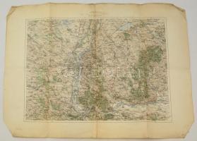 cca 1930 8 db Kogutowitz iskolai atlasz és egyéb térképfüzet vegyes állapotban