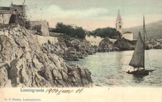 Veli Losinj, Lussingrande; G.P. Budua