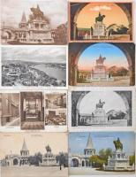 Budapest - kb. 125 db főleg régi képeslap / Cca. 125 mostlypre-1945 postcards