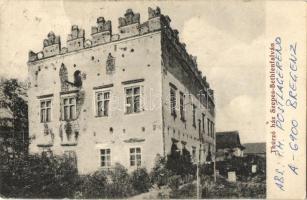 Bethlenfalva, Betlensdorf; Thurzó ház / house (fa)