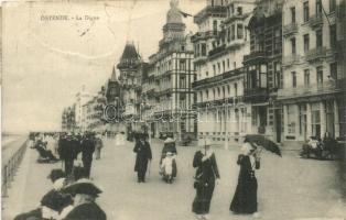 Ostend, Ostende; La Digue (b)