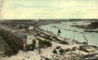Rotterdam, Oude Hoofdplein met Oosterkade