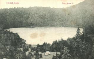 Tusnád-fürdő, Szent Anna tó / lake